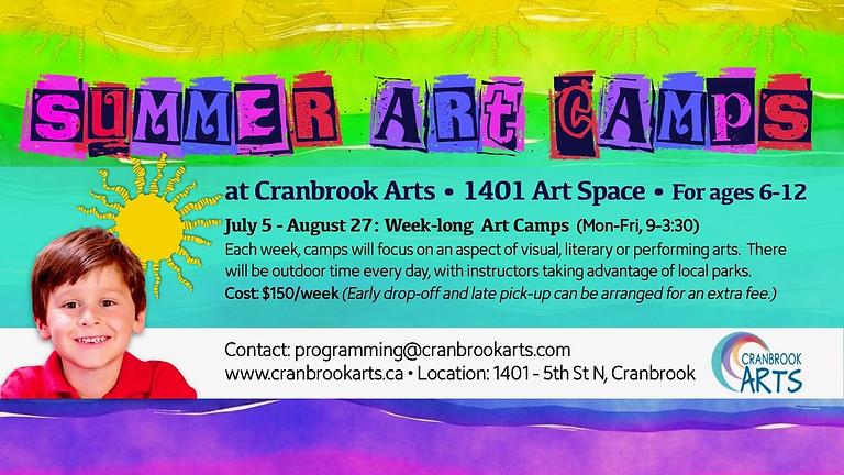 Summer Camp - Week One
