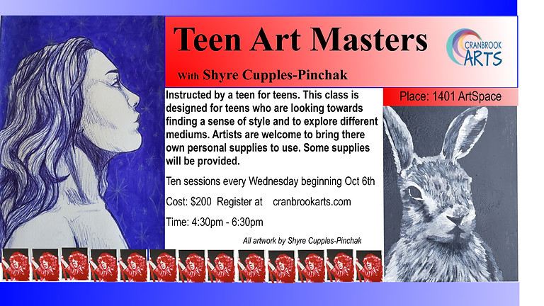 Teen Art Masters