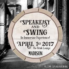Speakeasy And Swing Promo