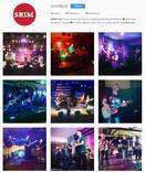 SRIM Fest Instagram