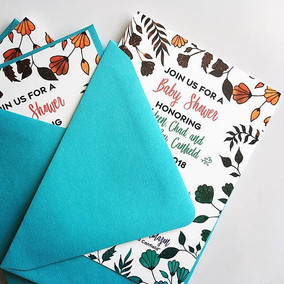 2018 Canfield Baby Shower Invitations
