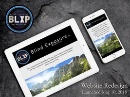 BLXP Website Redesign