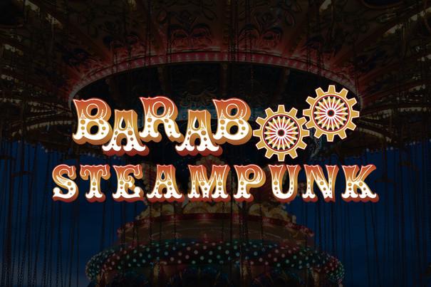 2018 Baraboo Steampunk Branding