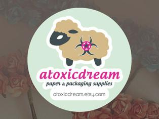 Atoxicdream Paper & Packaging Logo