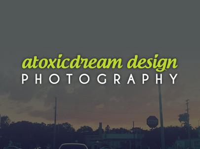 Atoxicdream Design & Photography Logo