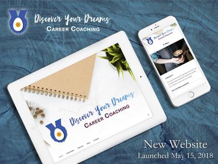 DYD Career Coaching Website