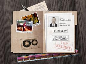 Chad Canfield Student Portfolio