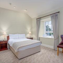 Budget Hotel Room