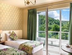 Hotel Balcony Delxue Room
