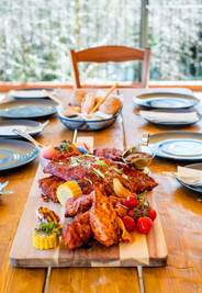 Smokehouse Restaurant Food