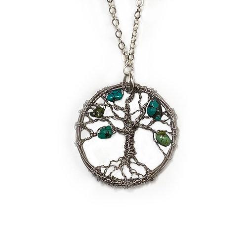 Tree of Life with Stones