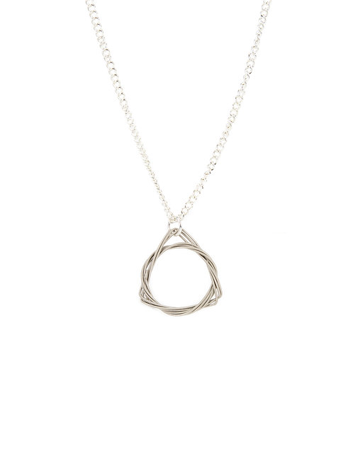KING Tri-knot Necklace