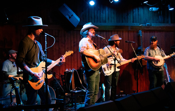 Hill Country on Stage