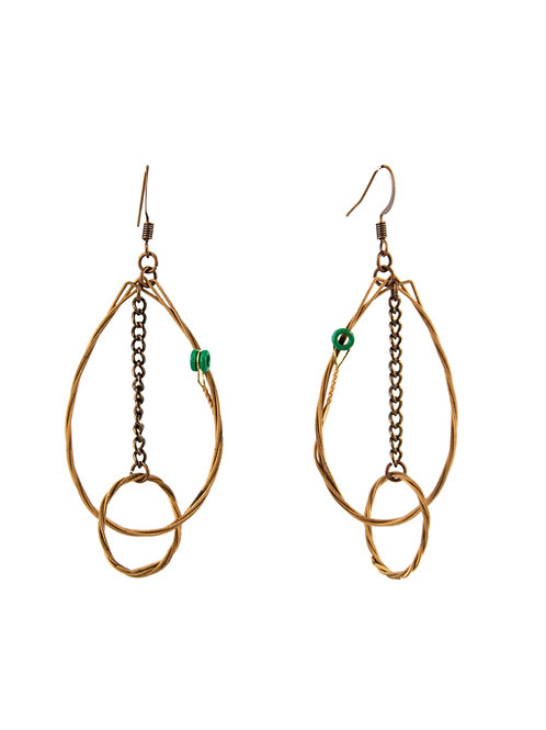 Teardrop Earrings