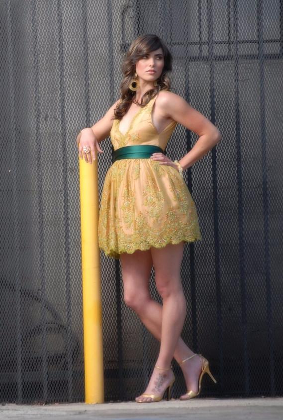 Mini Ball Gown 1