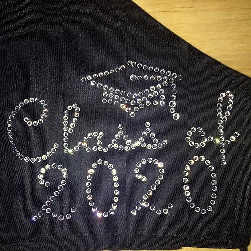 2020 Grad Face Mask
