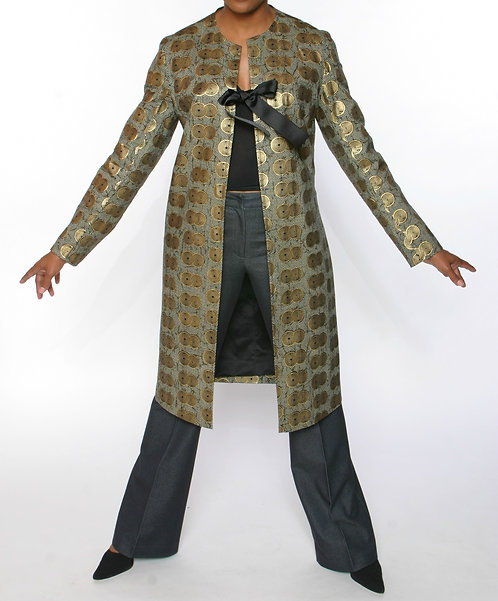 African Trench Coat