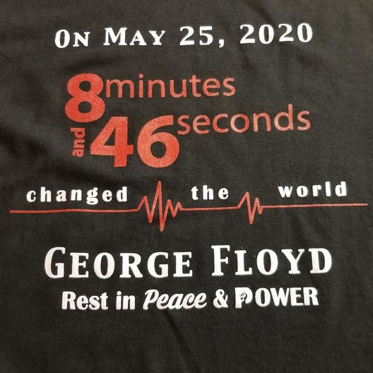 George Floyd T-shirt