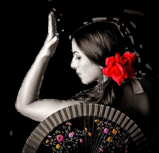 Spanish Dancer, Carmen Tort