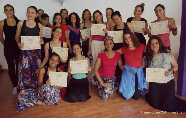 Diplomas Curso Cali