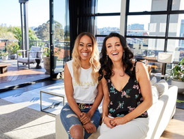 Bianca and Carla - The Block Shop insider style