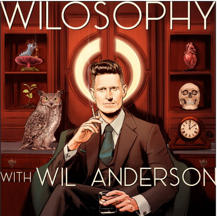 Bianca Chatfield joins Wil Anderson on Wilosophy