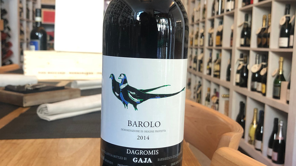 Gaja Barolo Dagromis