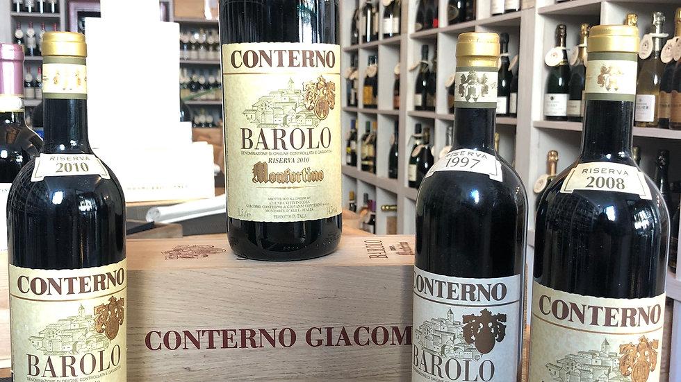 Giacomo Conterno Barolo Monfortino