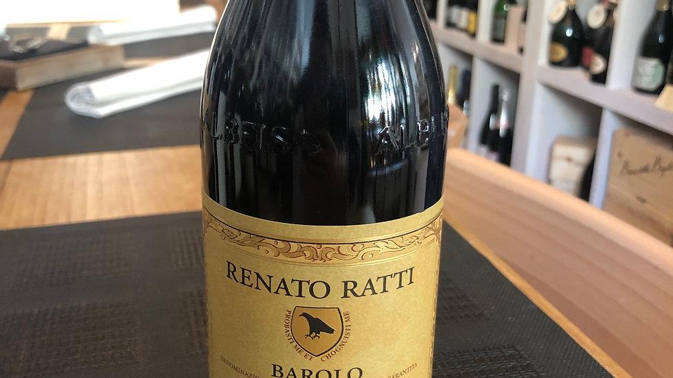 Renato Ratti Barolo Rocche dell'Annunziata