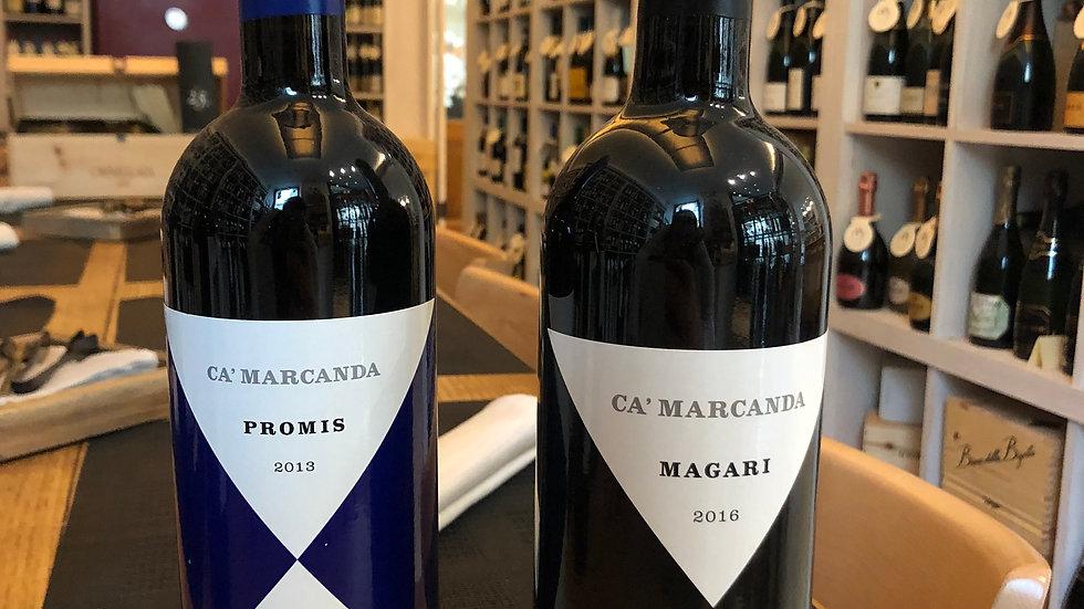 Gaja Ca' Marcanda Magari\Promis