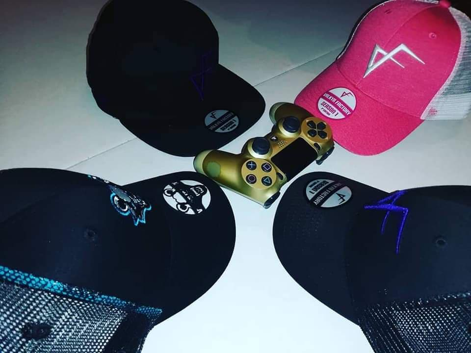 VALKYR FACTORY / CASQUETTE FRANCAISE / GAMING / PS4