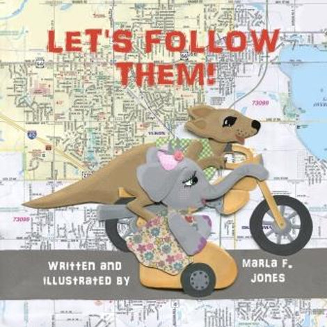 LET'S FOLLOW THEM!                 (HARDCOVER)