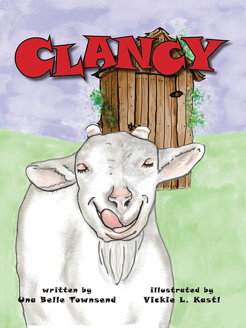 Clancy    (soft cover)