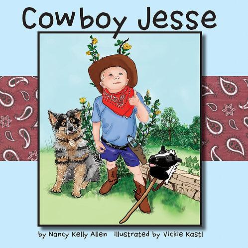 Cowboy Jesse, hard cover
