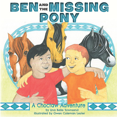 Ben and the Missing Pony, paperback