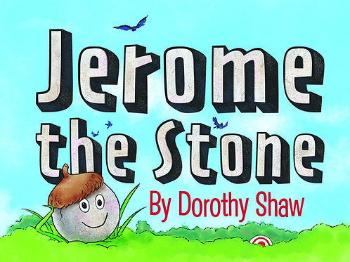 Jerome the Stone, hard cover