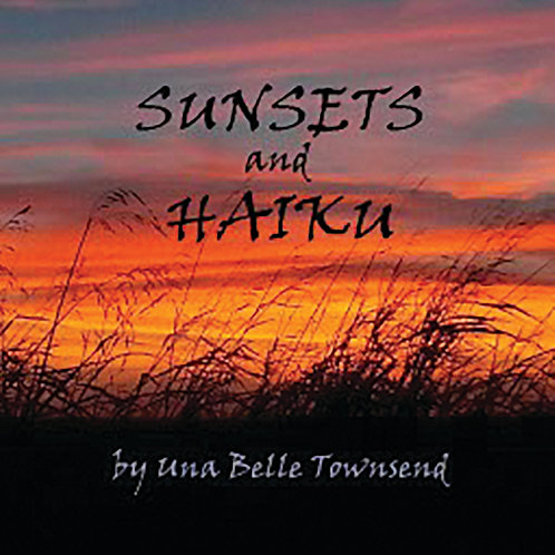 SUNSETS AND HAIKU  (soft cover)