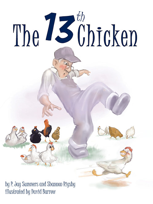 The Thirteenth Chicken  (soft cover)