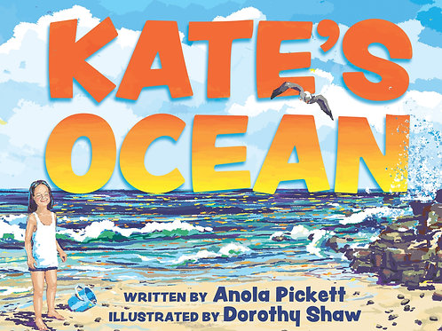 Kate's Ocean, soft cover