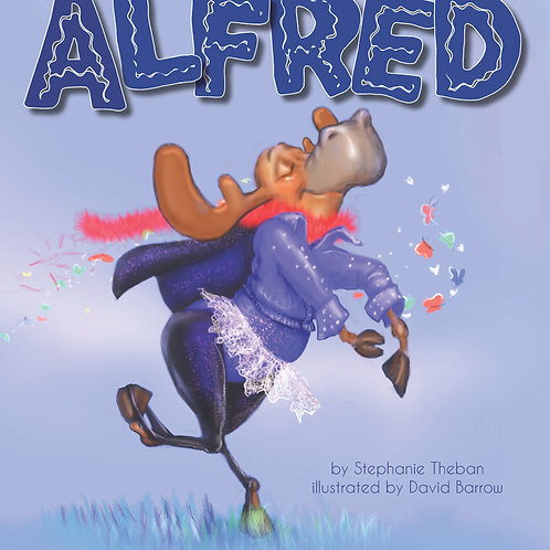 Alfred, hard cover