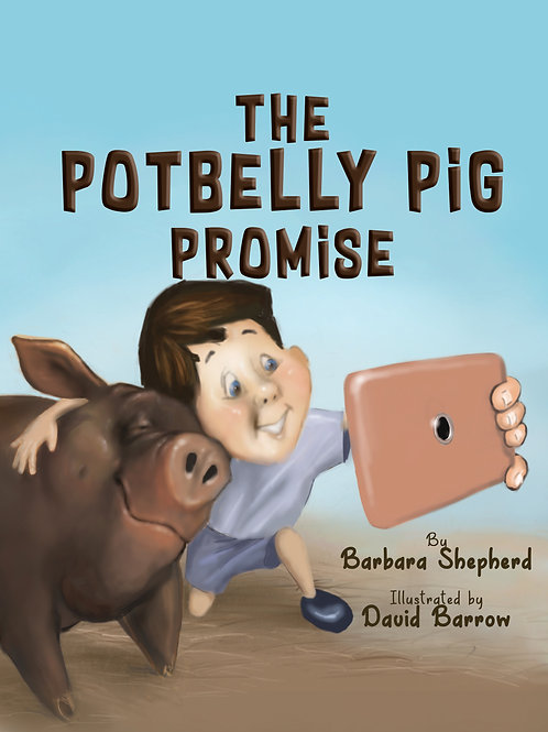 The Potbelly Pig Promise   (soft cover)