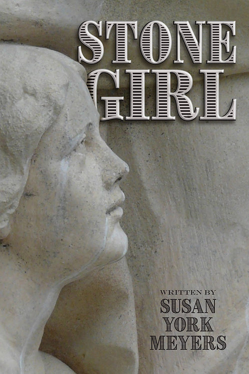 Stone Girl, hard cover