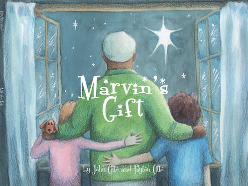 Marvin's Gift, hard cover