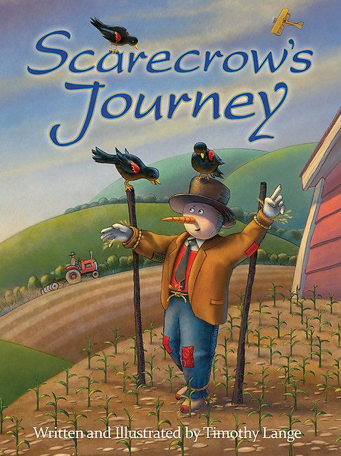 Scarecrow's Journey  (hard cover)