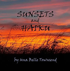 Sunsets and Haiku, photography an poetry book