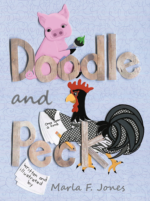 Doodle and Peck, soft cover