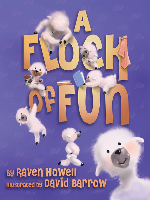 A Flock of Fun, hard cover