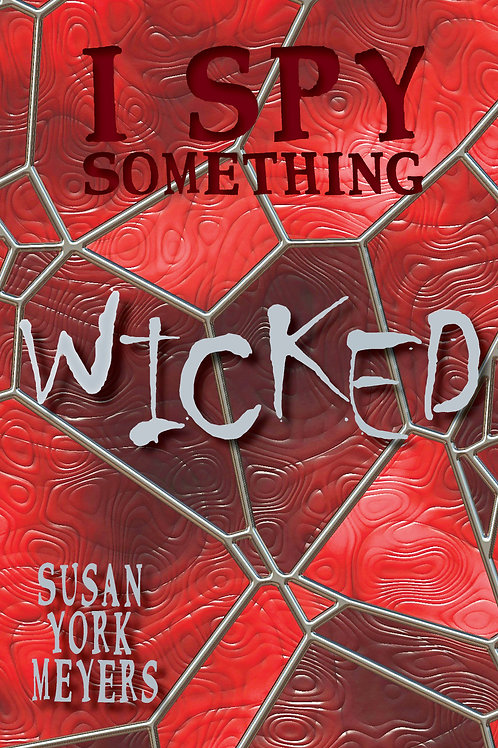 I Spy Something Wicked, hard cover