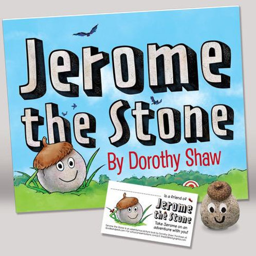 Jerome the Stone Gift Set