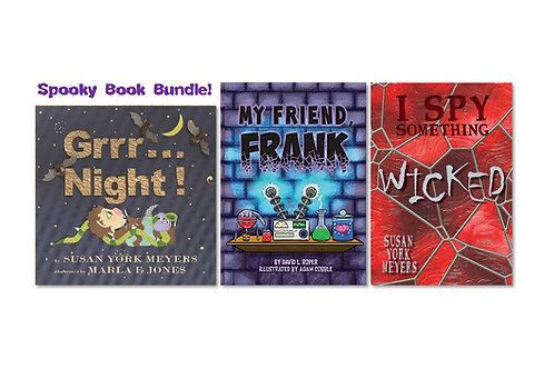 Spooky Book Bundle